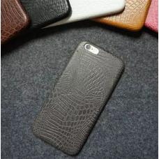 Гръб CROCO IPhone 7 сив
