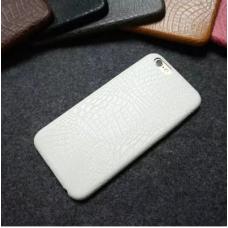 Гръб CROCO IPhone 7 бял