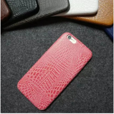 Гръб CROCO IPhone 7 розов