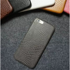 Гръб CROCO IPhone 7 сив