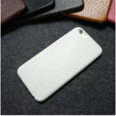 Гръб CROCO IPhone 7 бял