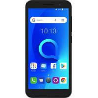Alcatel 1 5033D, Dual SIM, 8 GB, 4G, Mettalic Black