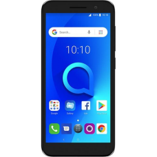 Alcatel 1 5033D, Dual SIM, 8 GB, 4G, Mettalic Black