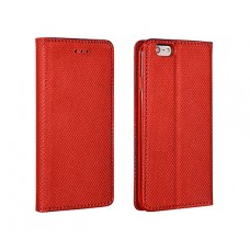 """Калъф BOOK Magnetic Alcatel Pixi 4 5"""" 5045X червен"""