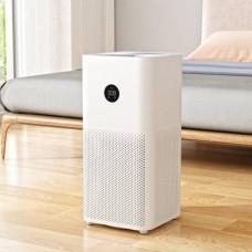 Пречиствател за въздух Xiaomi Mi 3C, CADR 320 м3/ч, Филтър HEPA, Нощен режим, LED дисплей, Mi Home, BHR4518GL, Бял