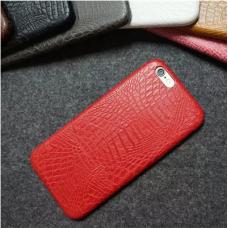 Гръб CROCO IPhone 7 червен