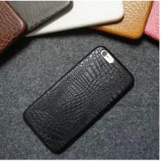 Гръб CROCO IPhone 7 черен