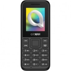 Alcatel 1066G, Dual SIM, Black