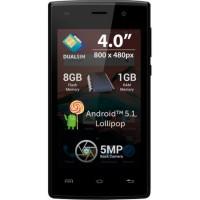 Allview A5 Ready, Dual SIM, 8GB, Black