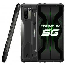 "Ulefone Armor 10 5G, 8GB, 128GB, 5800mAh, 6.67"" FHD+, DualSIM, Octa-Core, Quad Camera 64MP, Android 10, NFC, Черен"