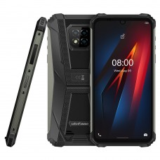 "Ulefone Armor 8, 64GB, 4GB RAM, 5580mAh, 6.1"" HD+, DualSIM, Octa-Core, 16MP Camera, Android 10, NFC, Черен"