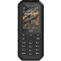 CAT B26, Dual SIM, Black