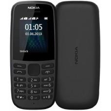 Nokia 105 2019 DS Black Без БГ меню