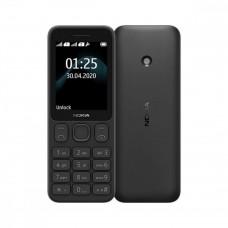 Nokia 125 Dual Sim, Black