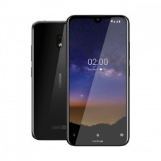 Nokia 2.2, Dual SIM, 16GB, 4G, Black