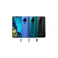 "Cubot P30, 6.3"" FHD+, 4+64GB, Android 9, Black"