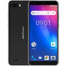 Ulefone S1 Black, Android Go, 3000mAh